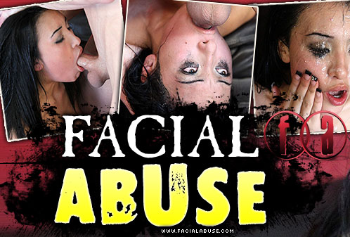 Jayden Lee Destroyed On Facial Abuse